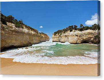Loch Ard Gorge, Great Ocean Road Canvas Print by Martin Zwick