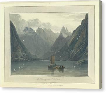 Loch Coruisq Canvas Print by British Library