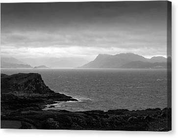 Loch Hoarn Canvas Print