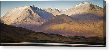 Scotland Canvas Print - Loch Tulla by Alex Saunders