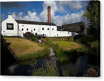 Lockes Irish Whiskey Distillery Canvas Print by Panoramic Images