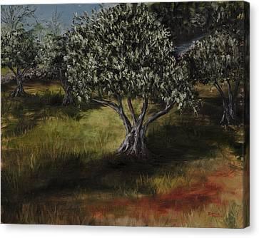 Lodestar Farm Canvas Print by Darice Machel McGuire