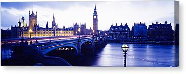 London, England, United Kingdom Canvas Print by Panoramic Images