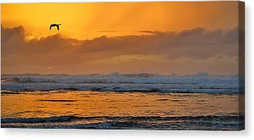 There Is Always A New Day - Every Time Canvas Print