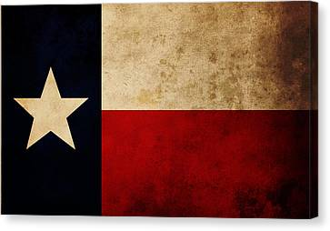 Lone Star  Canvas Print