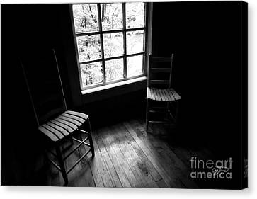 Long Ago Canvas Print by Cris Hayes