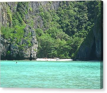 Long Boat Tour - Phi Phi Island - 0113120 Canvas Print