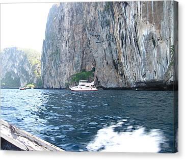 Long Boat Tour - Phi Phi Island - 0113126 Canvas Print