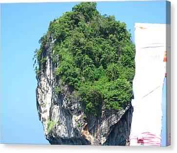 Long Boat Tour - Phi Phi Island - 0113186 Canvas Print