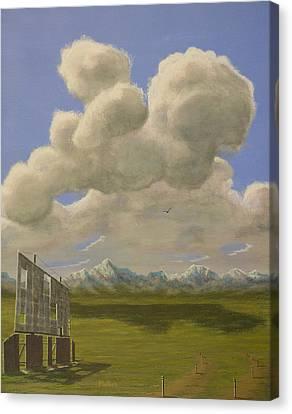 Long Intermission Canvas Print