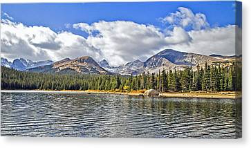 Long Lake Colorado Canvas Print