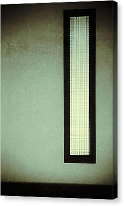 Long Narrow Window Canvas Print by Darla Wood