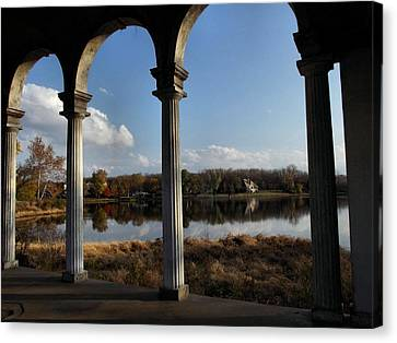 Longview Lake Canvas Print