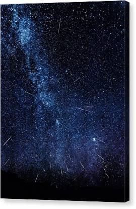 Look To The Heavens Canvas Print by Rick Furmanek