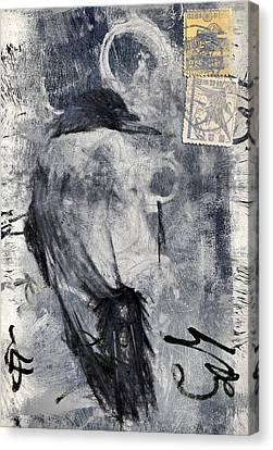 Looking Eastward Canvas Print
