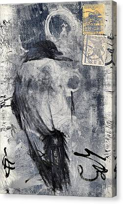 Looking Eastward Canvas Print by Carol Leigh