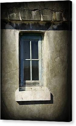Looking Inwards Canvas Print by Marilyn Wilson