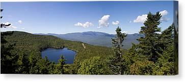Loon Mountain Canvas Print