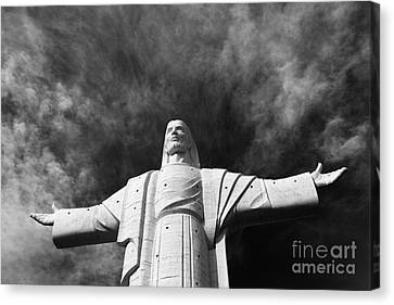 Lord Of The Skies 1 Canvas Print