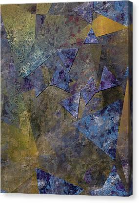 Lorem Ipsum Canvas Print by Bruce Rolff