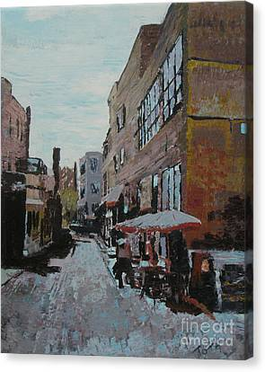 Loring Corners Canvas Print