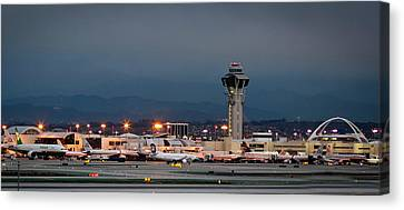 Los Angeles International Airport Canvas Print