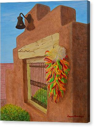 Los Chiles Canvas Print