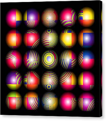 Lost My Marbles Canvas Print by Wendy J St Christopher