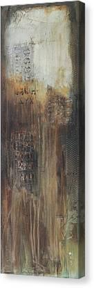 Lost Panel #3 Canvas Print