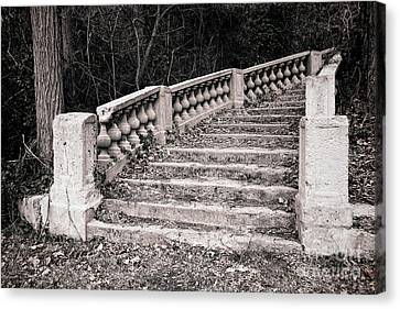 Lost Staircase Canvas Print