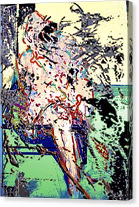 Lostsession Canvas Print