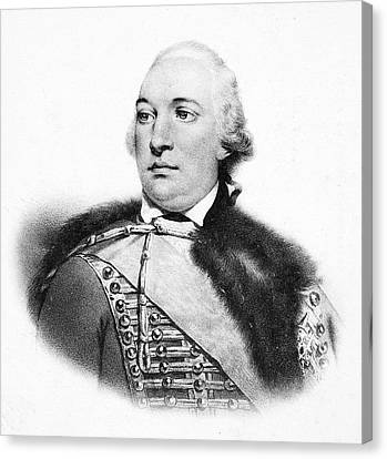 Louis Philippe Orleans (1747-1793) Canvas Print by Granger