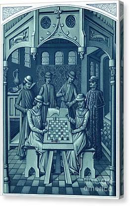 Louis Xi Canvas Print by Granger