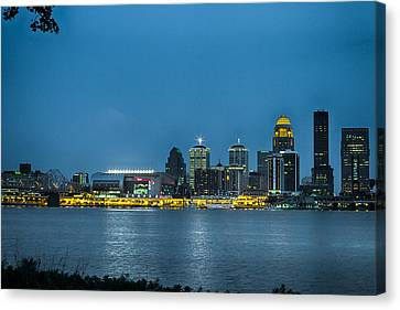 Louisville Ky 2012 Canvas Print