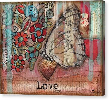 Love Always Canvas Print by Shawn Petite