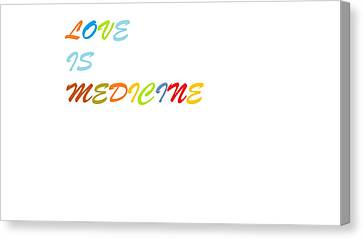 Love Is? Canvas Print by Aaron Martens