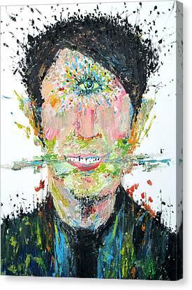 Love Me Do Canvas Print by Fabrizio Cassetta