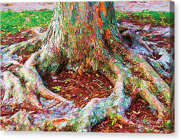 Love Of Trees Canvas Print