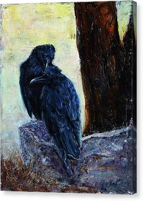 Love Season I Canvas Print by Xueling Zou