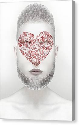 Love Canvas Print by Yosi Cupano