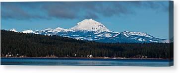 Lovely Lassen  Canvas Print