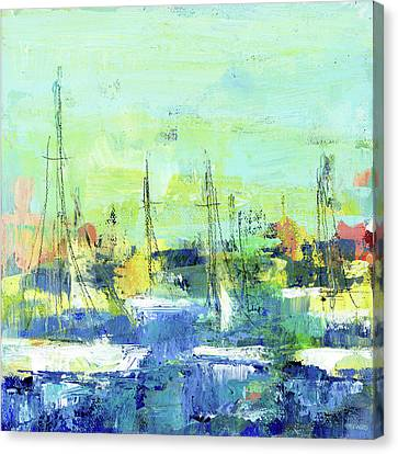Lovely Saturday Canvas Print
