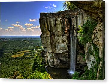 Lover's Leap Canvas Print