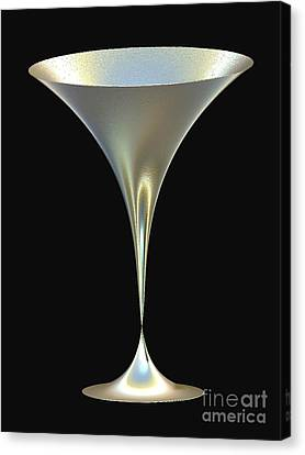 Loving Cup Canvas Print by Gail Matthews
