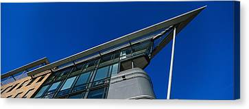 Oslo Canvas Print - Low Angle View Of A Building, Aker by Panoramic Images