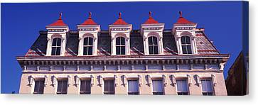 Antebellum Canvas Print - Low Angle View Of A Historic Building by Panoramic Images
