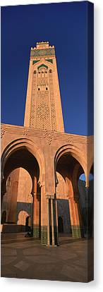 Low Angle View Of The Tower Canvas Print by Panoramic Images