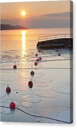 Low Season Canvas Print by Holger Spiering