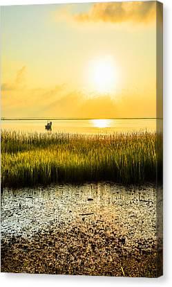 Lowcountry Fisherman Canvas Print