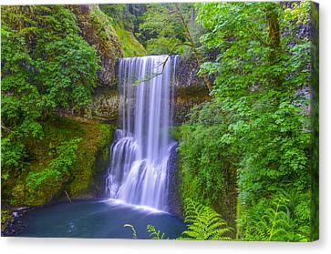 Lower South Falls Canvas Print